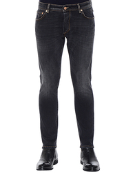 Мужские джинсы BARBA NAPOLI J5M_1649_03_black