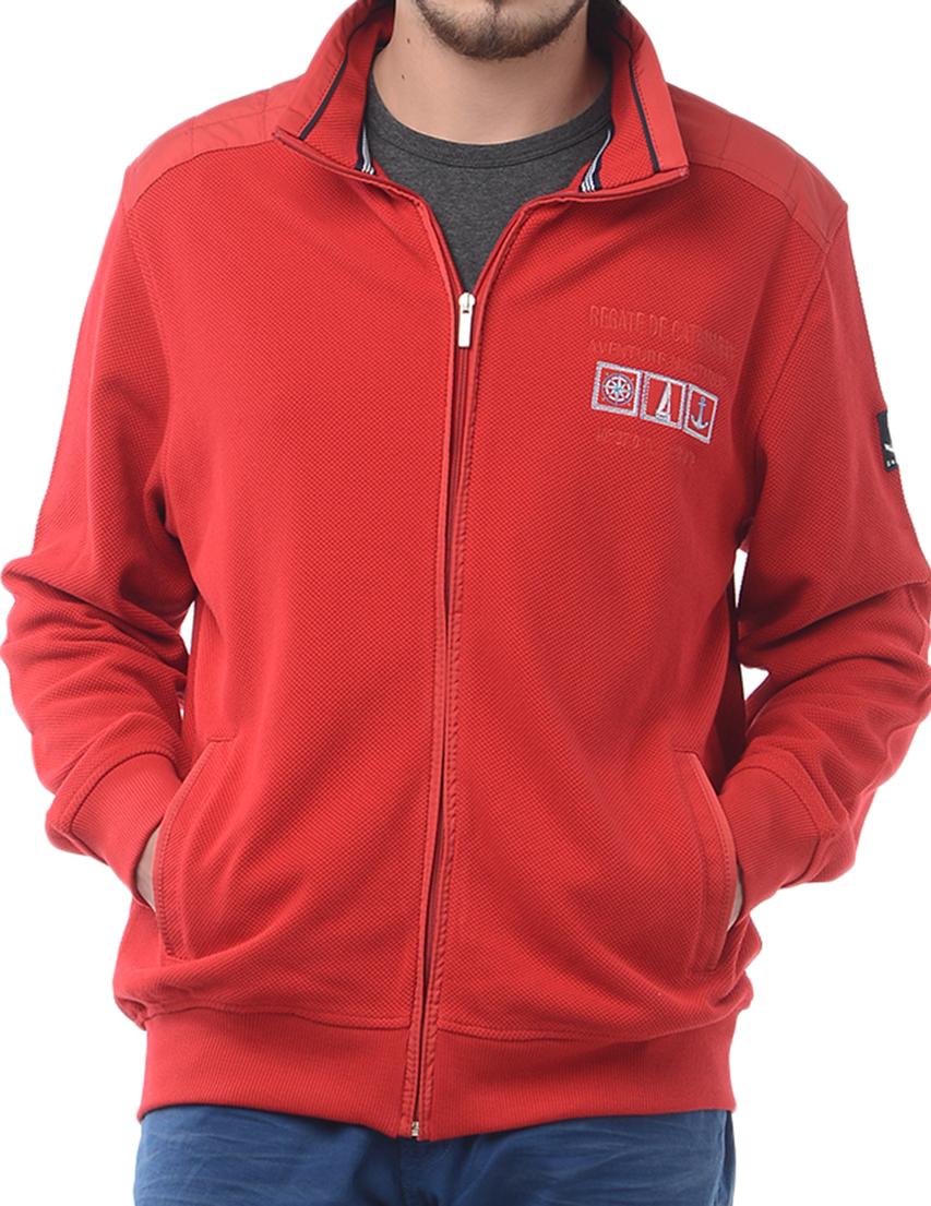 Мужская спортивная кофта CHRISTIAN BERG 3099-red