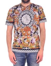Мужская футболка VERSACE A71W_multi