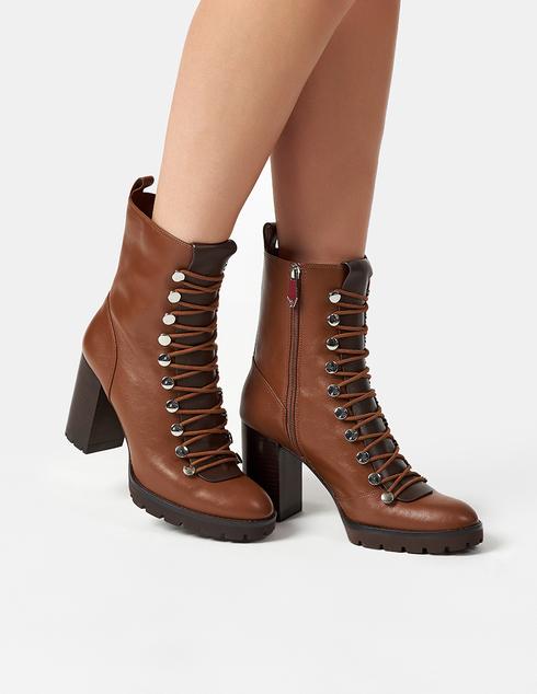 коричневые Ботинки What For FW19WF348