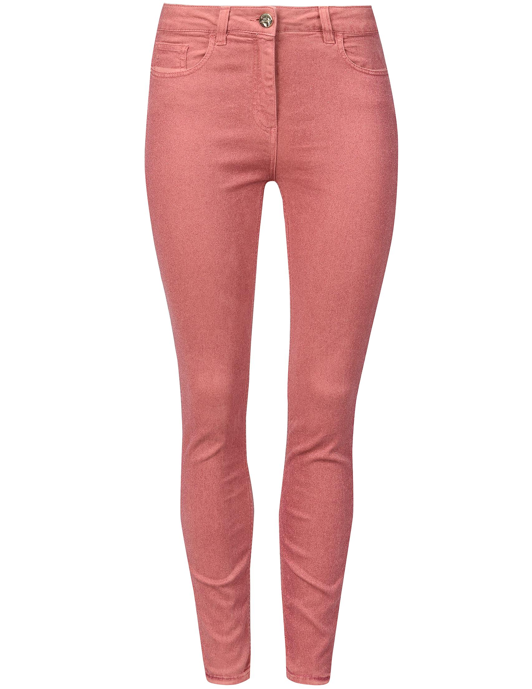Женские джинсы ELISABETTA FRANCHI 14S-87E2-R25_pink
