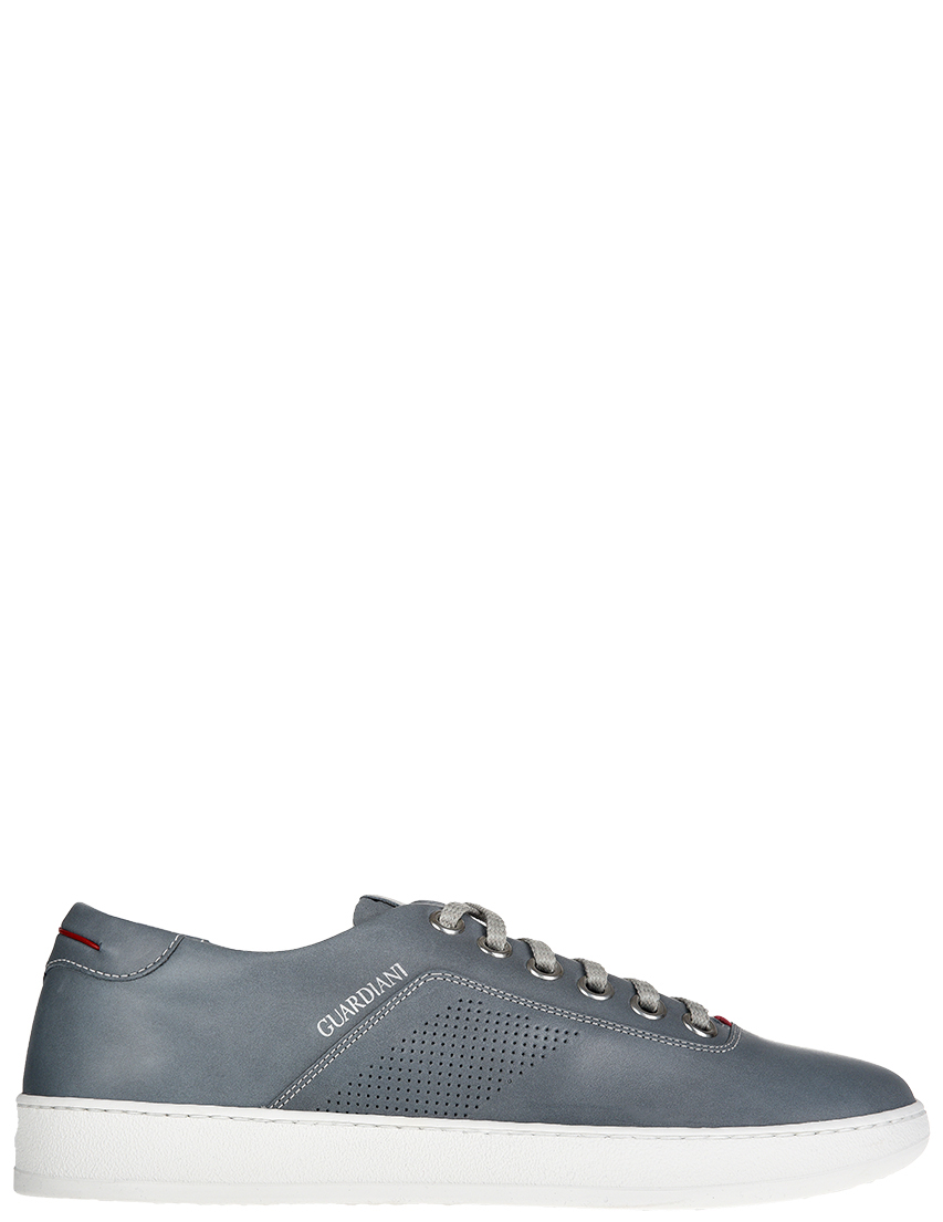 Мужские кроссовки Alberto Guardiani SSU76422_gray