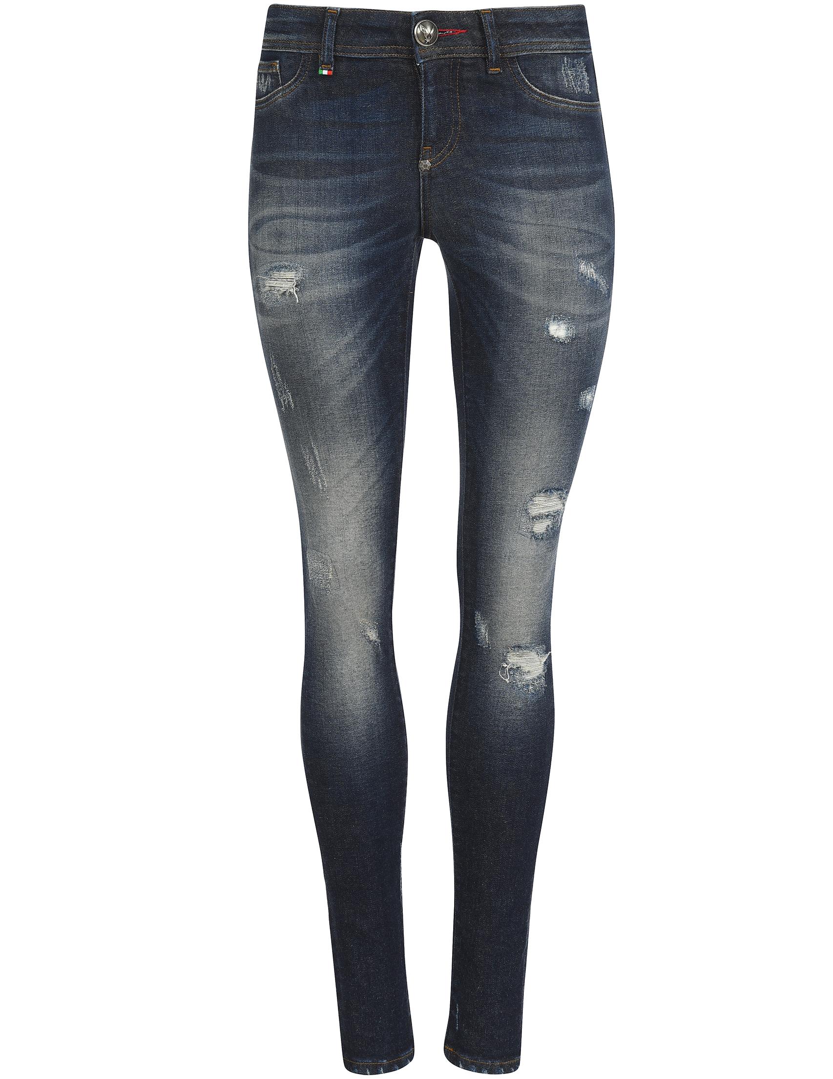 Женские джинсы PHILIPP PLEIN 192709_blue