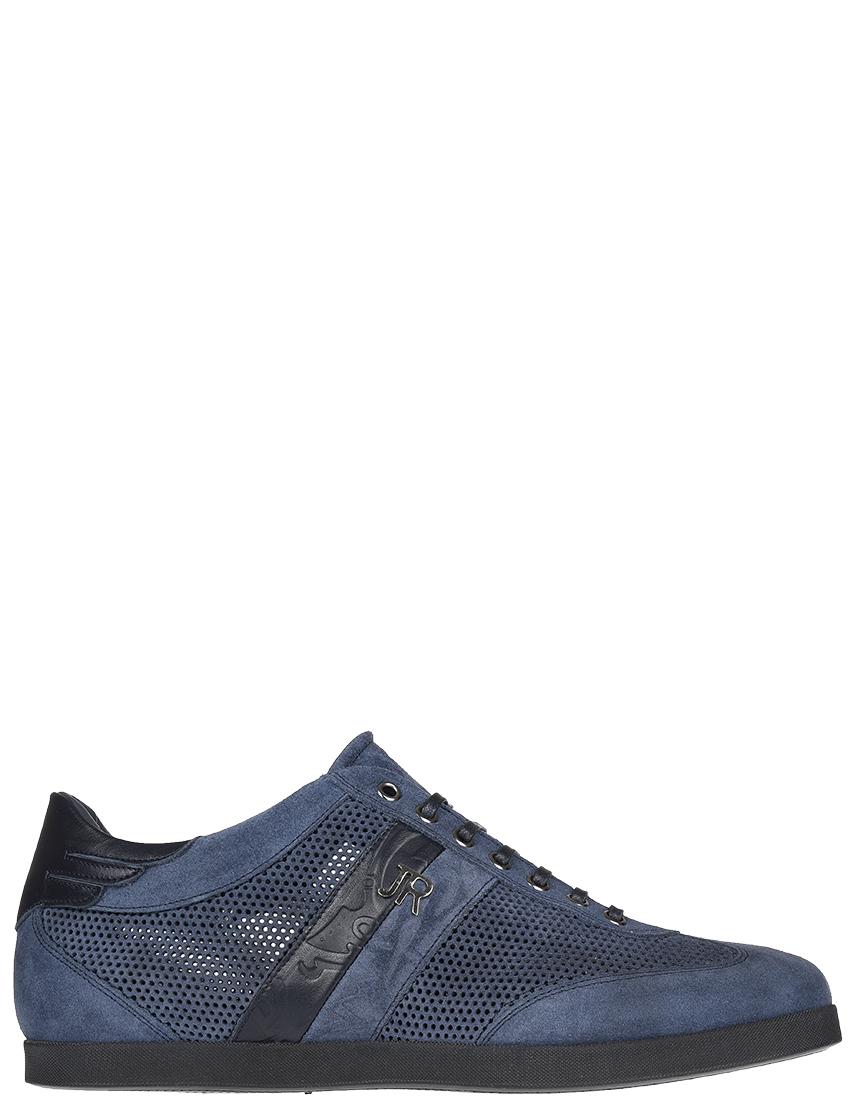 Мужские кроссовки John Richmond 4170_blue