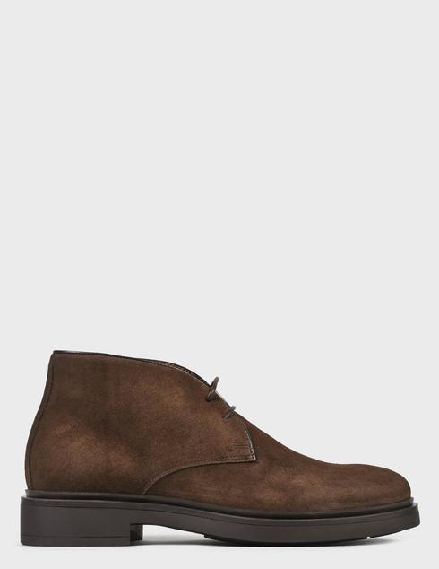 мужские коричневые Ботинки Fabi FU0358A-805 - фото-2