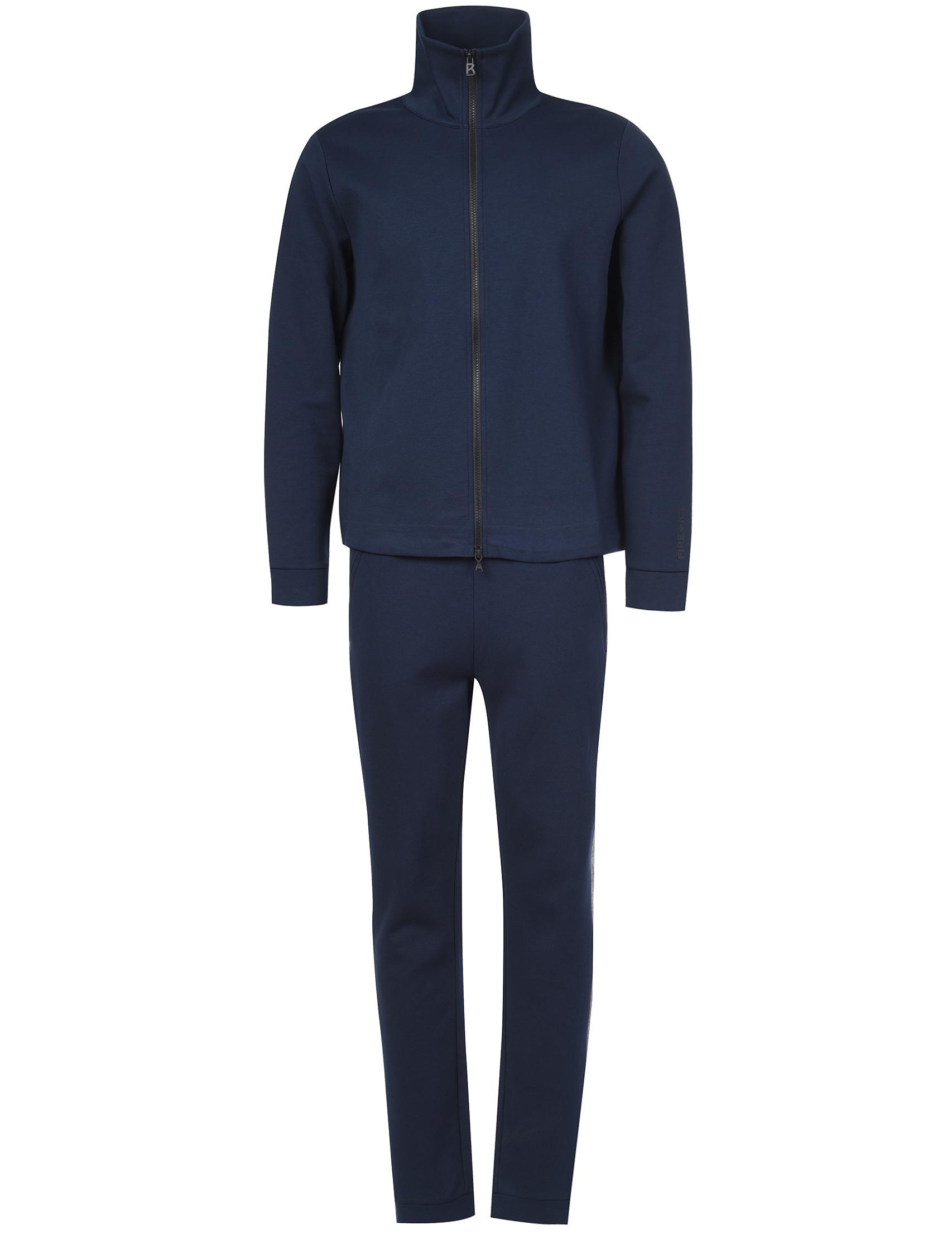 Купить Спортивный костюм, BOGNER, Синий, 65%Хлопок 35%Полиэстер, Осень-Зима