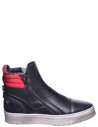 Женские ботинки ROCCOBAROCCO VС02-black