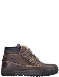 Детские ботинки для мальчиков Naturino Alben-moro_brown