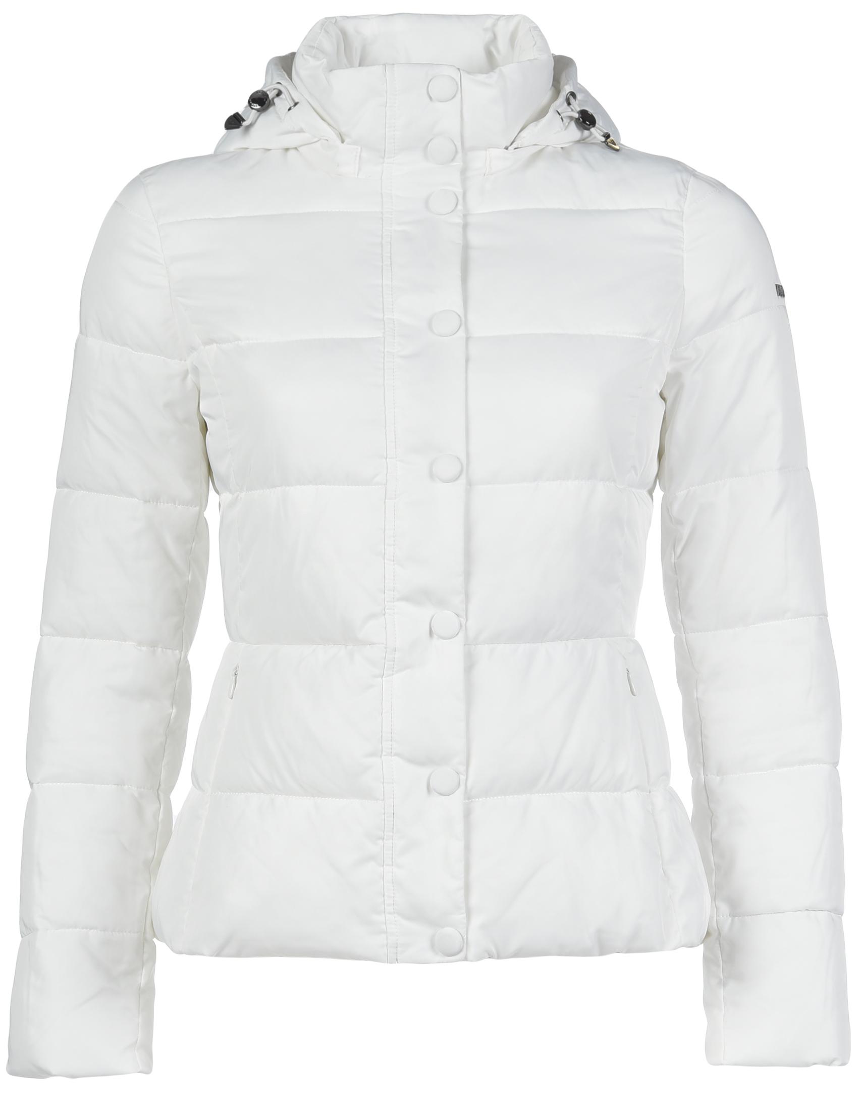 Купить Куртка, EMPORIO ARMANI, Белый, 100%Полиэстер, Осень-Зима