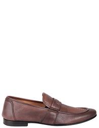 Мужские лоферы FABI 6709-brown