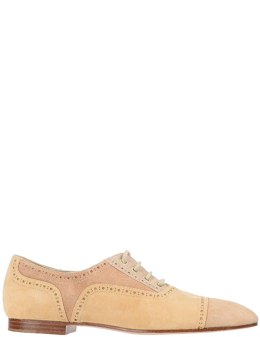 Купить Туфли, INES DE LA FRESSANGE, Бежевый, Весна-Лето