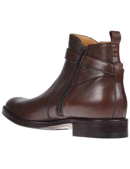 коричневые женские Ботинки Berto Giantin AGR-A2005808_brown 6420 грн
