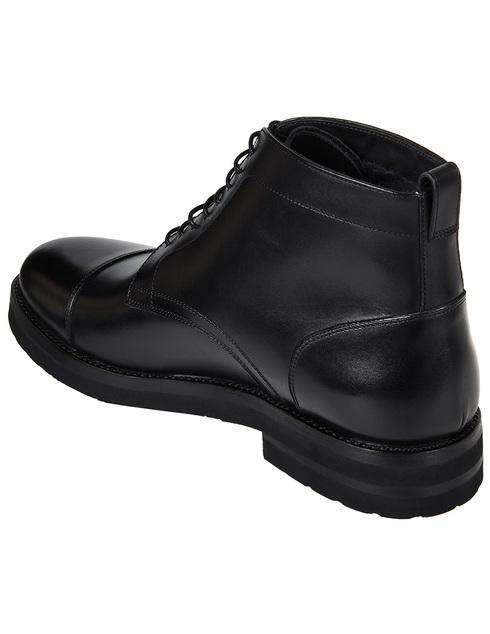 мужские черные Ботинки Franceschetti 0128019 - фото-2