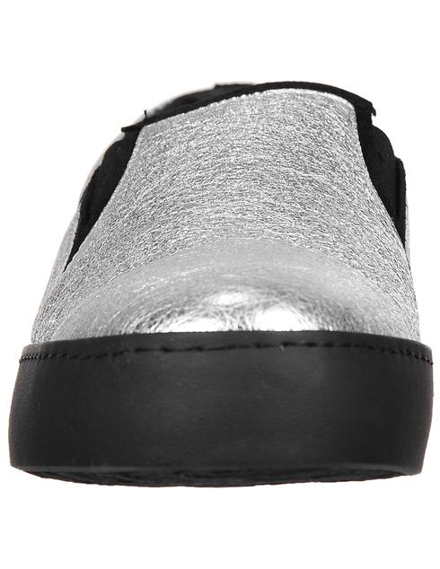 серебряные женские Слипоны John Galliano 3425C 3789 грн