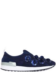 Женские кроссовки Liu Jo 061_blue