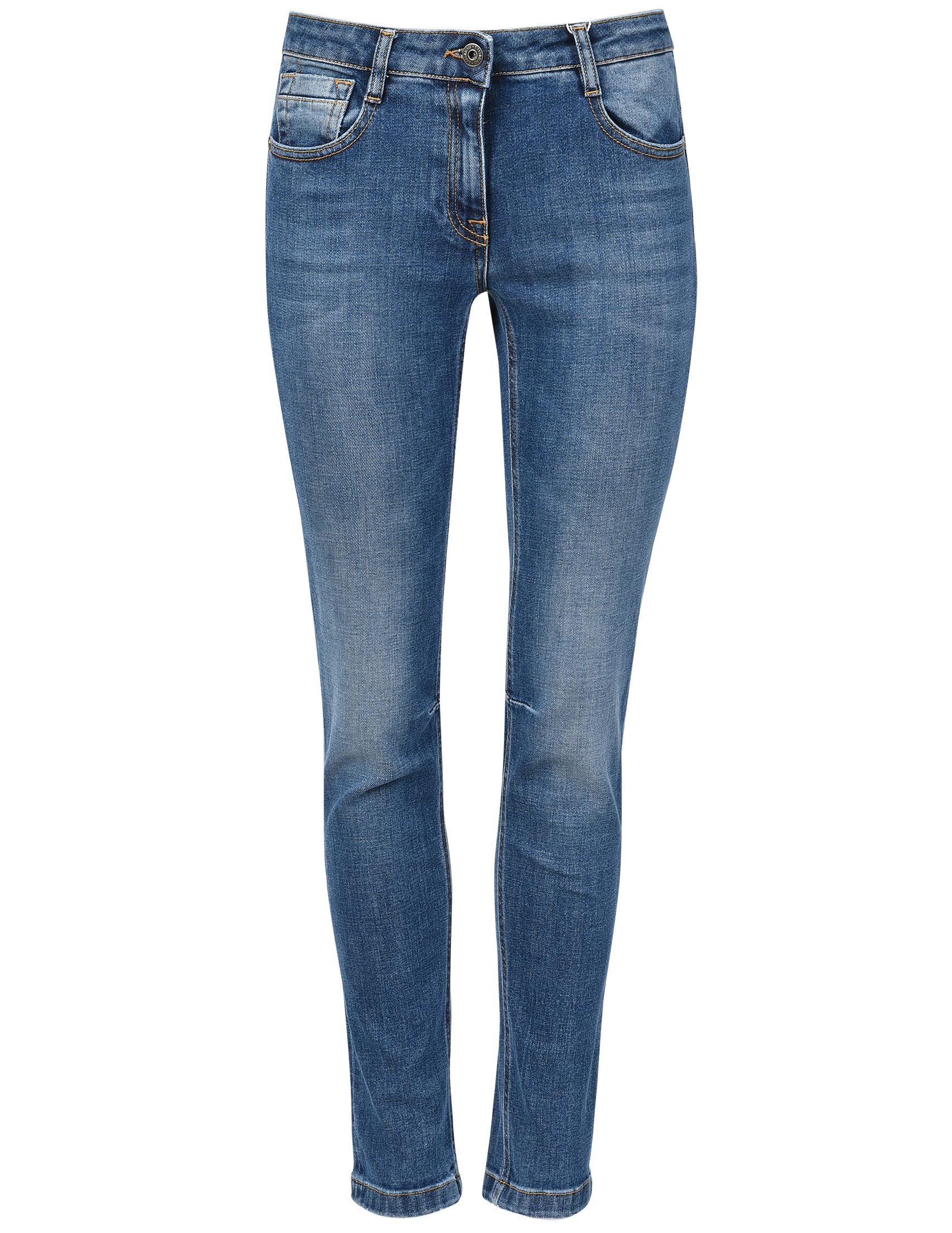 Женские джинсы BIKKEMBERGS 10100-066B_blue