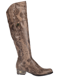 Женские сапоги GRIFF ITALIA 206_brown