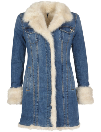 LIU JO джинсовая куртка