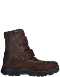 Детские ботинки для мальчиков Naturino Barents_brown