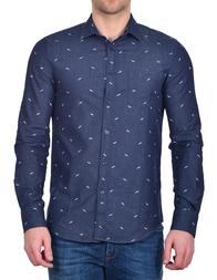 Мужская рубашка BIKKEMBERGS 60B-0172
