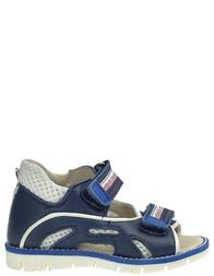 Детские сандалии для мальчиков ROBERTO CAVALLI I41726A_blue