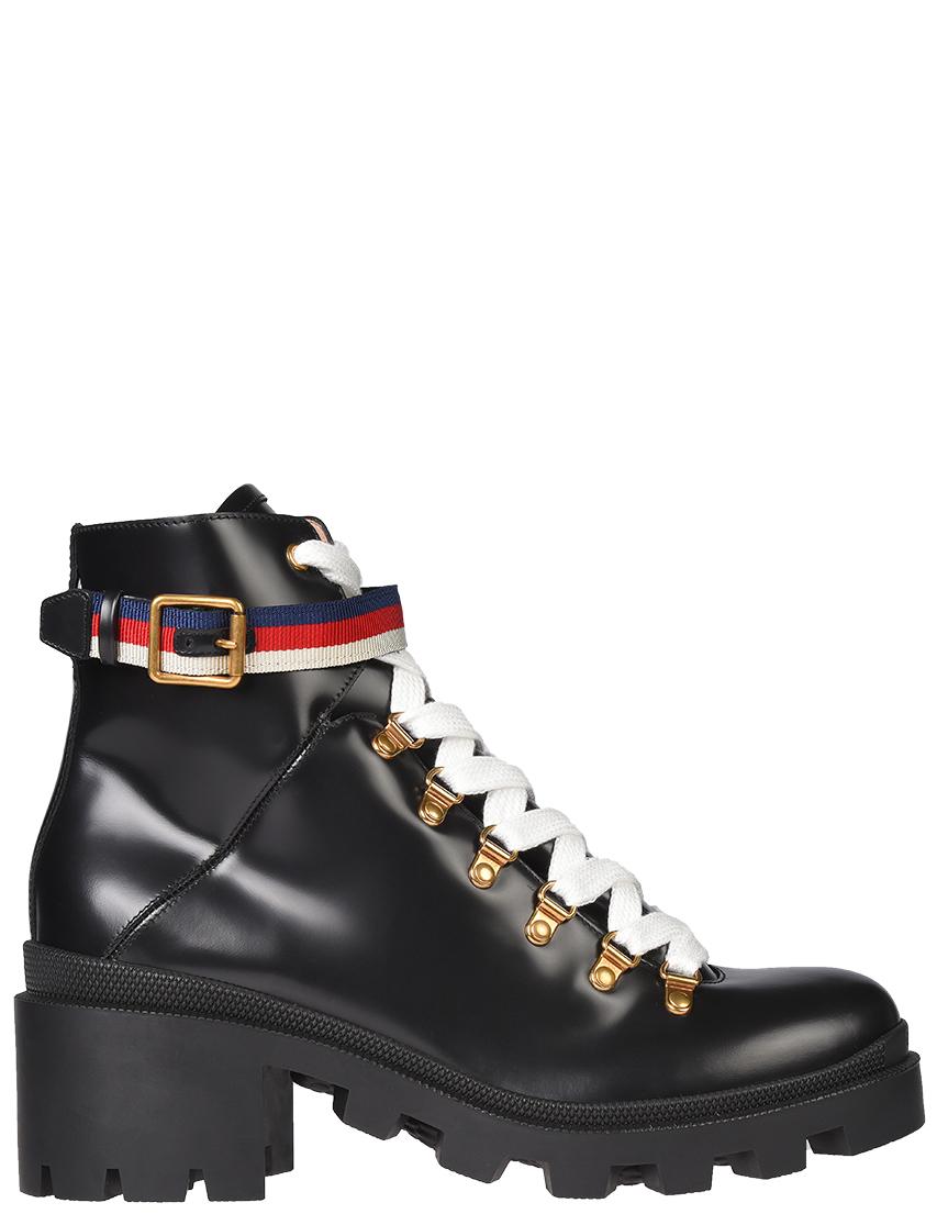 Женские ботинки Gucci 481156DKS301159-1819_black