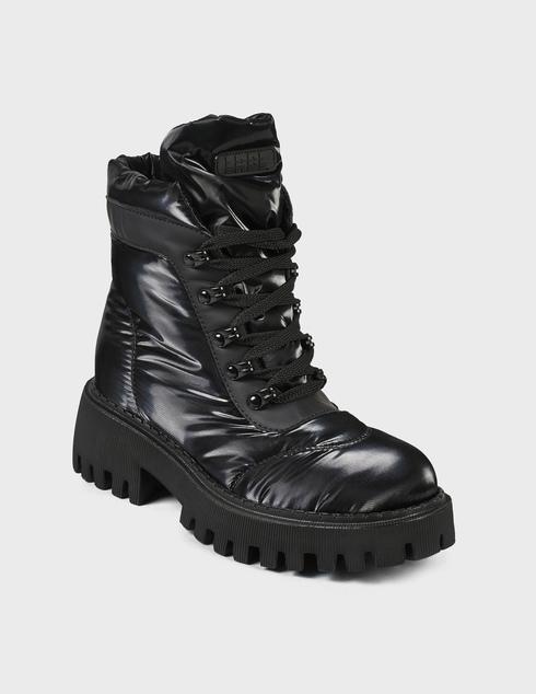 женские черные Ботинки Loriblu 2I4TL11500 - фото-2
