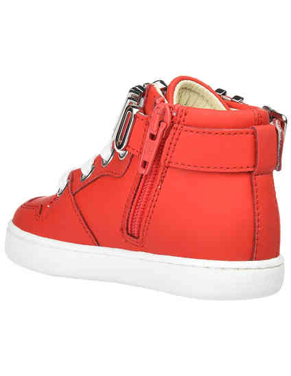 Moschino 25986-rosso-lettere-nikel_red