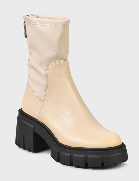 бежевые Ботинки Loriblu 2I6TM02400-LATTE