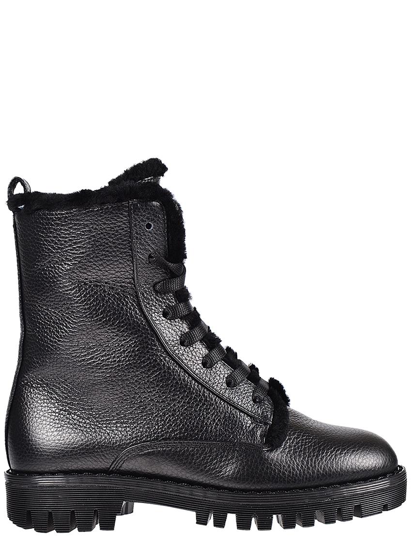 Женские ботинки Philipp Plein 0103-black