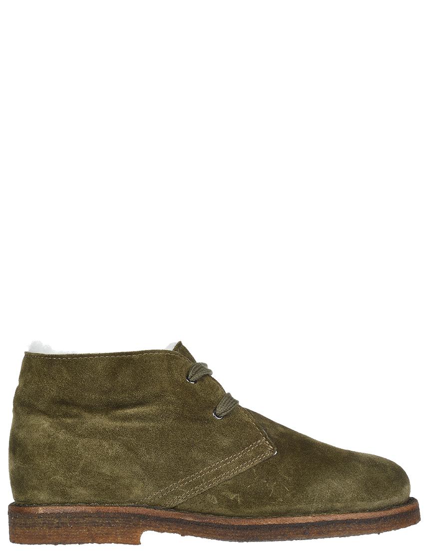 Женские ботинки Renzi 3874-green