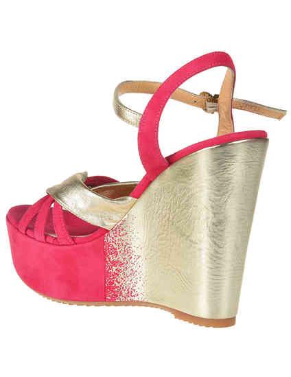 розовые женские Босоножки Donna Piu 51141_pink 1450 грн