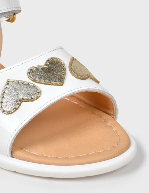 Moschino 26139-bianco-oro-white фото-5