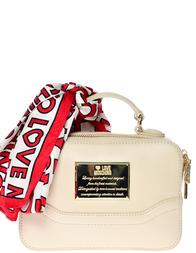 Женская сумка Love Moschino 4034_beige