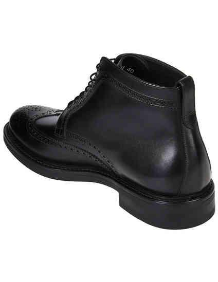 черные мужские Ботинки Franceschetti 3169001 3988 грн