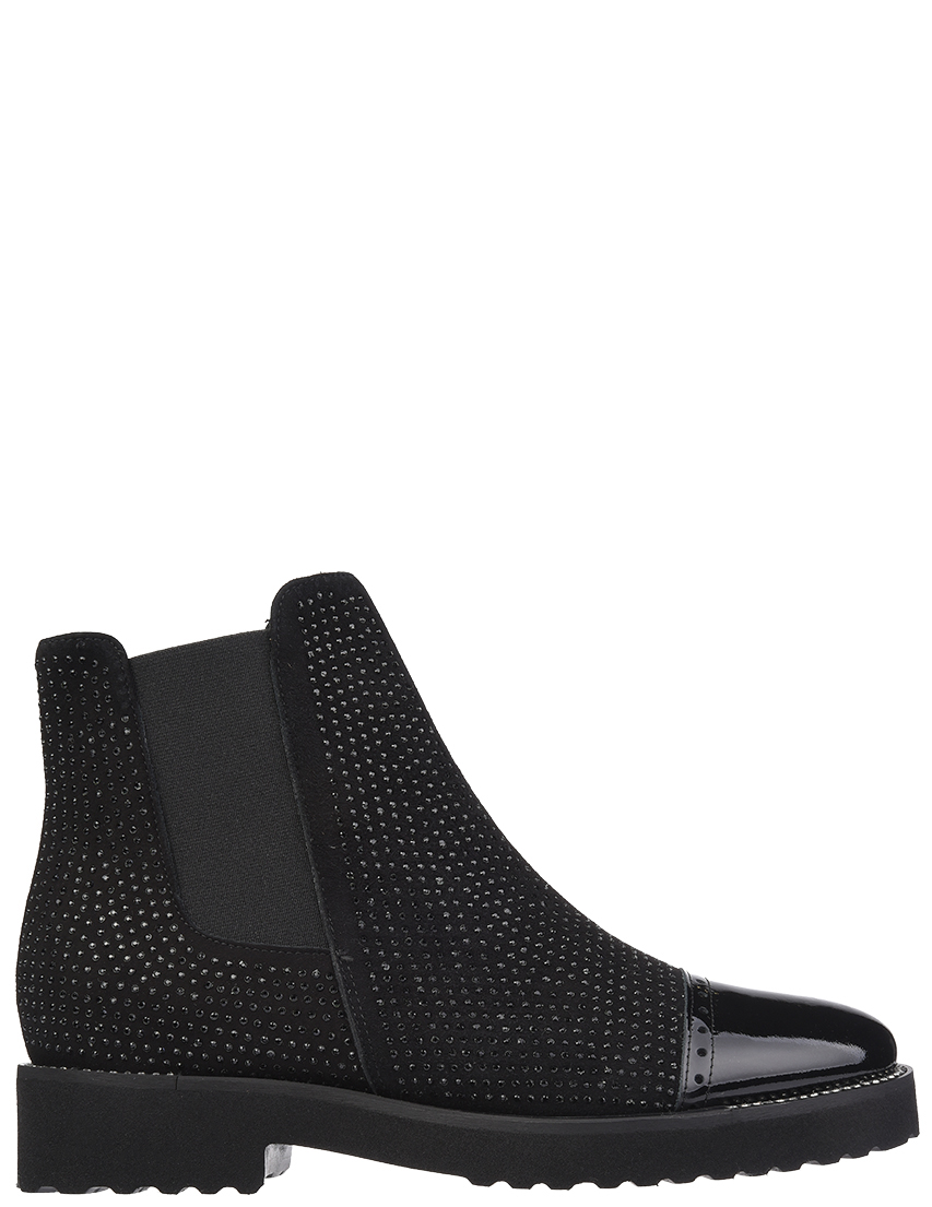 Женские ботинки Luca Grossi 089_black