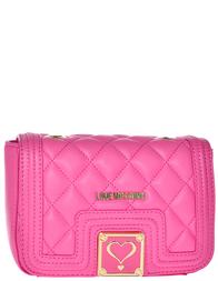 Женская сумка Love Moschino 4013_pink
