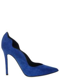 Женские туфли BALLIN 402-blue