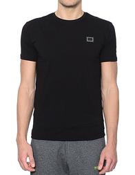 Мужская футболка ANTONY MORATO KS01087FA1200019000_black