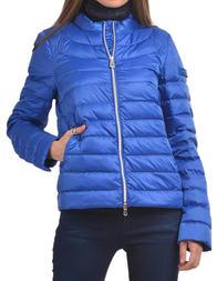 Женский пуховик PEUTEREY 1668-blue