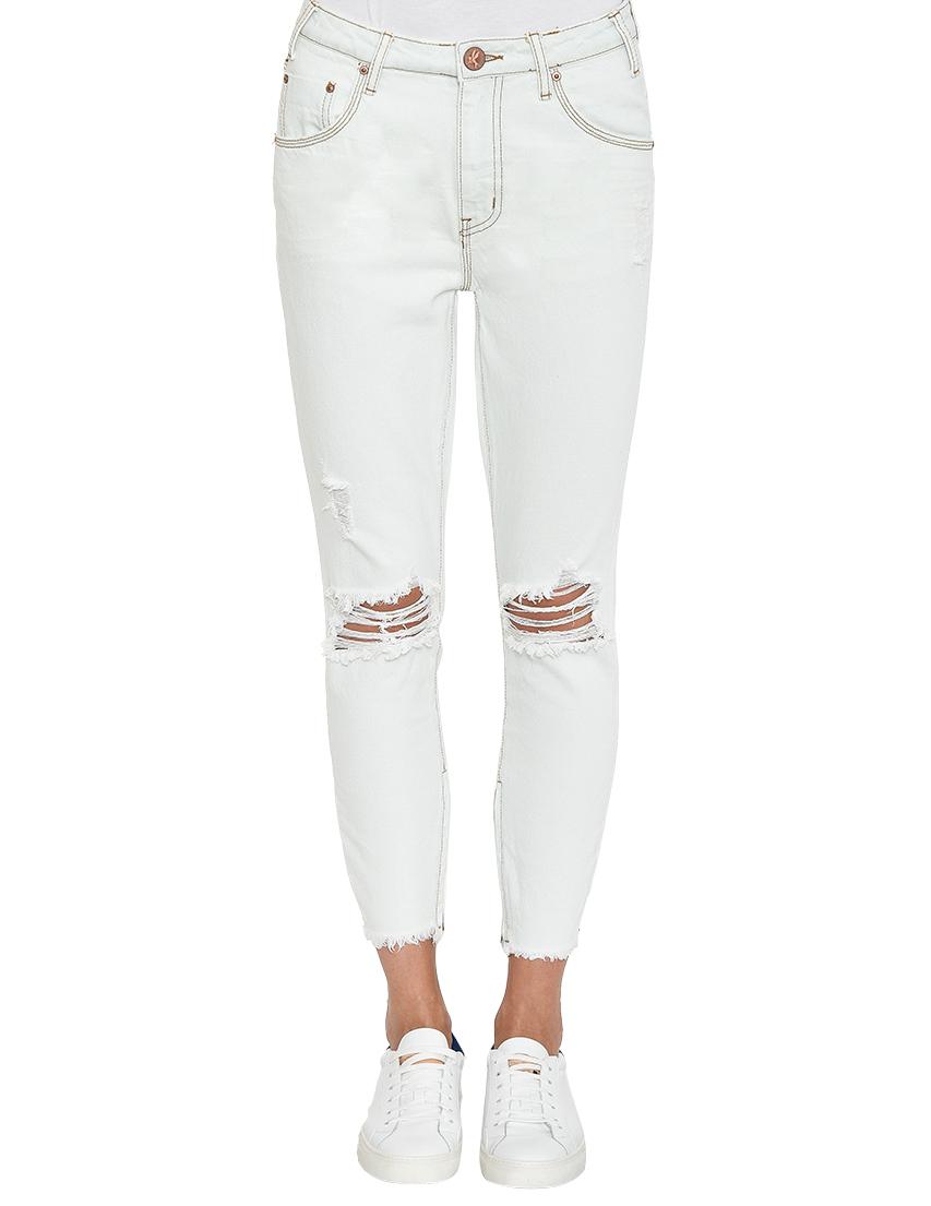 Женские джинсы ONETEASPOON 20313-ONE_white