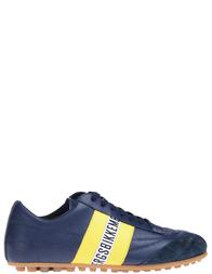 Мужские кроссовки BIKKEMBERGS 107812_blue