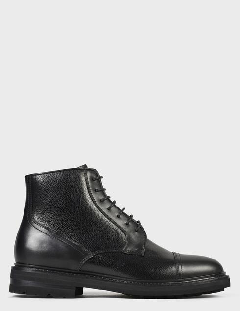 мужские черные Ботинки Henderson Baracco AGR-81521.BL.0 - фото-6