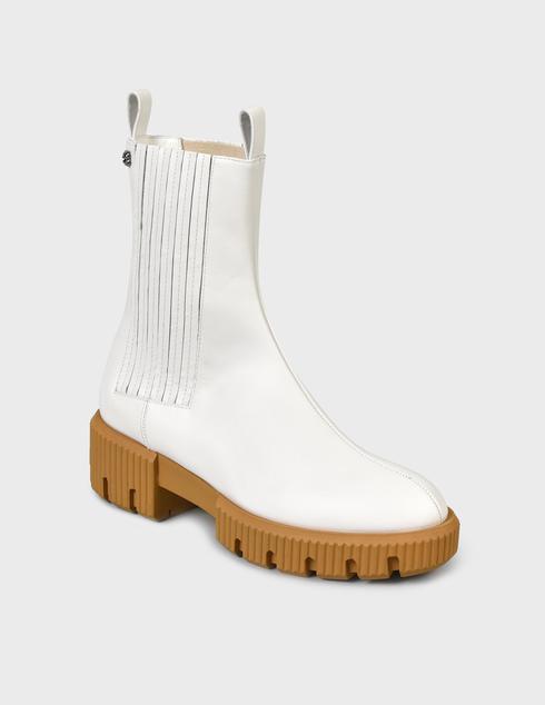 белые Ботинки Baldinini D2B620VIGE9002