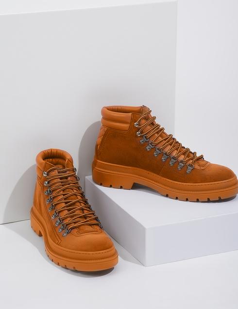 коричневые Ботинки Fabi FU0346B-824