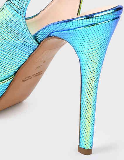 женские многоцветные Босоножки Albano 5773-multi - фото-6