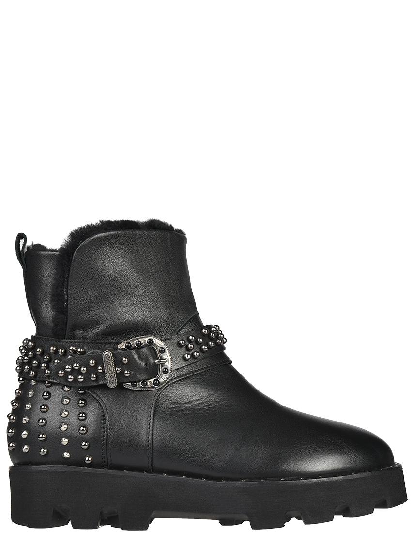 Женские ботинки LEstrosa M23_black