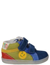 Детские кроссовки для мальчиков FALCOTTO 1375azzurro_multi