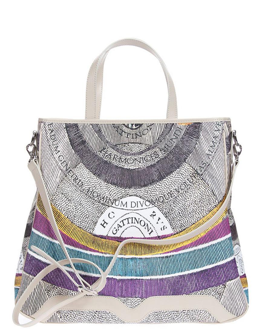 Купить Женские сумки, Сумка, GATTINONI, Многоцветный, Весна-лето