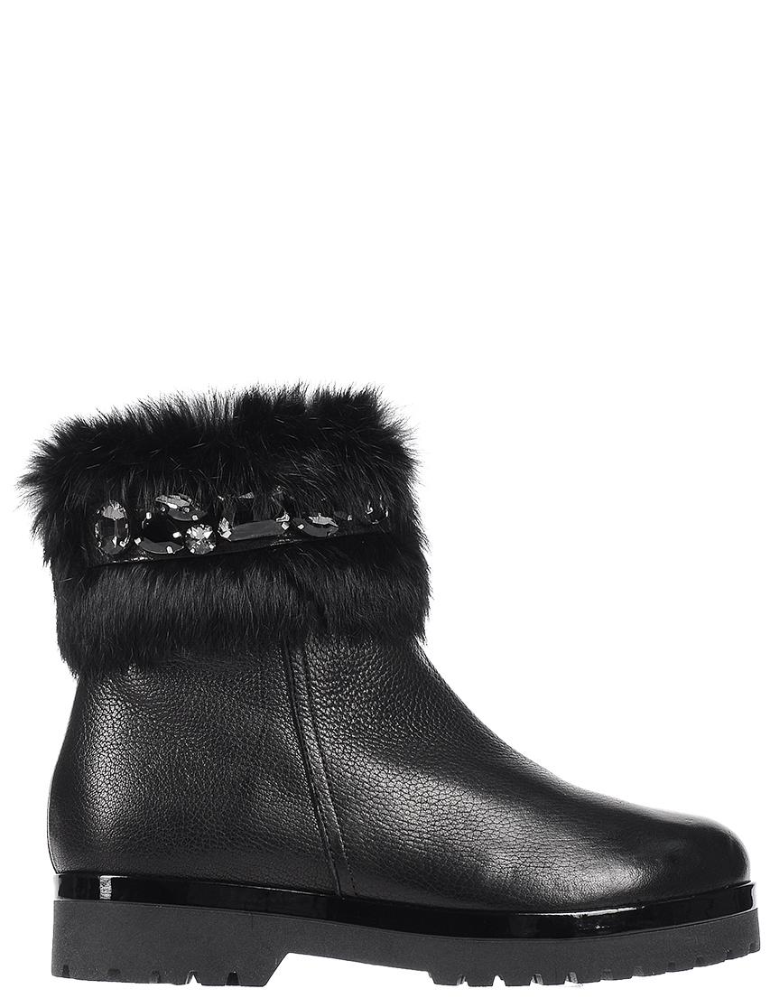 Женские ботинки Marzetti 7375_black